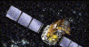INTEGRAL'in mozaik resmi