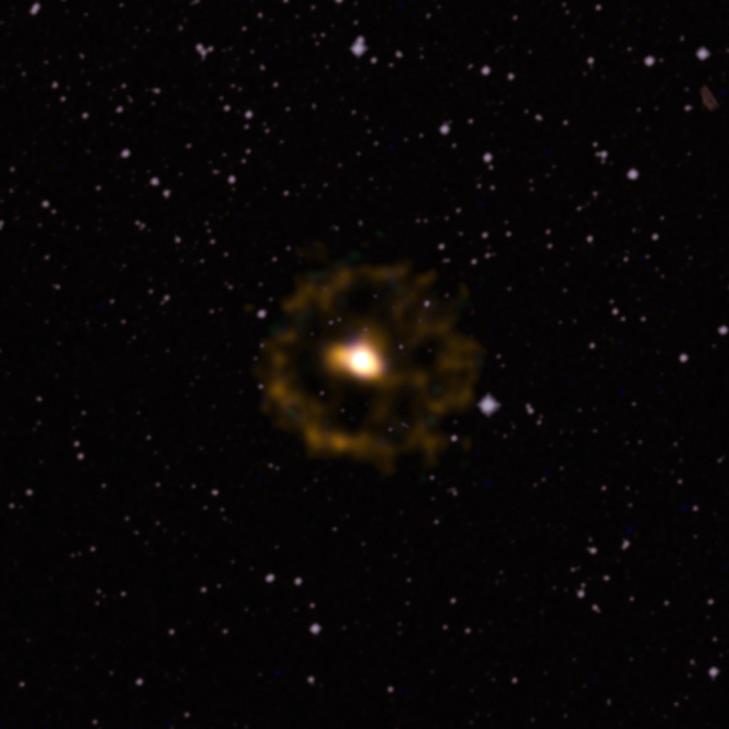 Pulsar Rüzgarı Nebulası G11.2-0.3