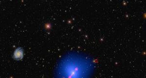 Galaksi kümesi CL 2015
