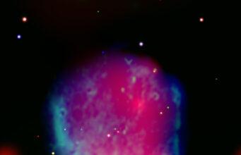 Süpernova kalıntısı